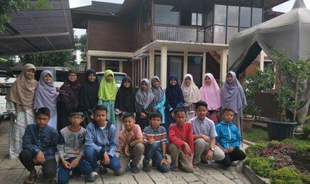 Siswa Kelas 6 Persiapkan Diri Hadapi USBN dengan Pembekalan Ruhiyah